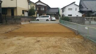 土留工事施工後2