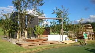 中高木植栽工事