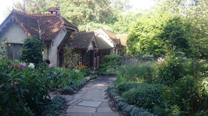スワンの庭