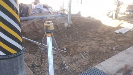 外構工事の道具